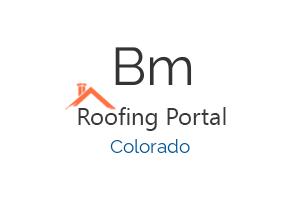 B & M Roofing of Colorado Inc
