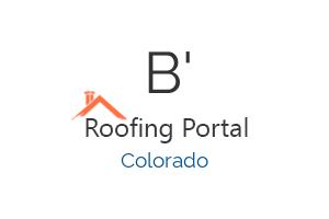 B's Builders & Roofing